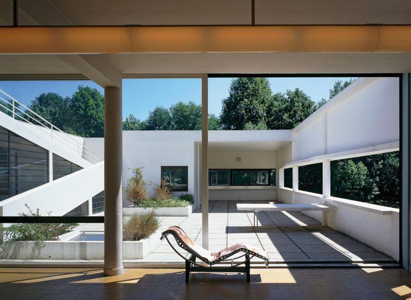 Palladium photodesign le corbusier - Villa savoye poissy francia ...