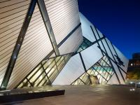 The Crystal, Royal Ontario Museum, Daniel Libeskind, Toronto, Canada