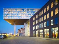 Unilever Headquarters, JHK Architects, Rotterdam, Netherlands